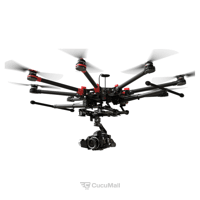 Quadcopters DJI Spreading Wings S1000+
