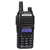 Portable radio transmitter, radio stations Baofeng UV-82