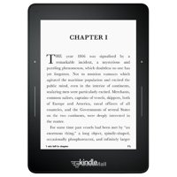 E-books Amazon Kindle Voyage