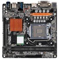 Motherboards ASRock H110M-ITX/ac