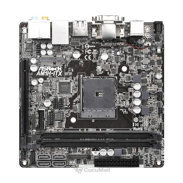 ASRock AM1H-ITX - find, compare prices and buy in Dubai, Abu