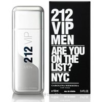 Photo Carolina Herrera 212 Vip Men EDT