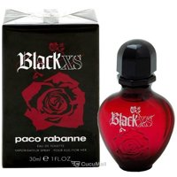 Photo Paco Rabanne Black XS For Her EDT