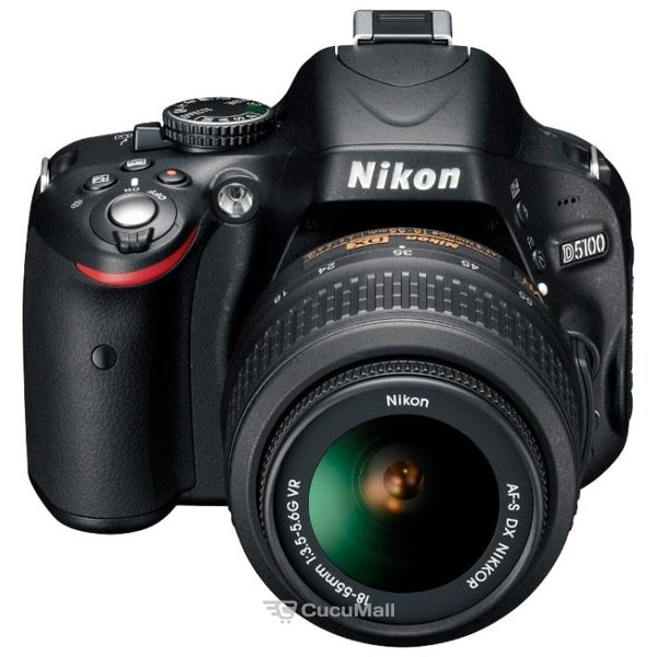 Nikon D5100 Kit - find, compare prices and buy in Dubai, Abu