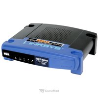 Photo Linksys ADSL2