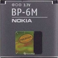 Mobile phones batteries Nokia BP-6M