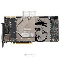 Graphics card MSI GeForce GTX 1080 SEA HAWK EK X