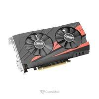 Photo ASUS GeForce GTX 1050 Expedition OC 2GB (EX-GTX1050-O2G)
