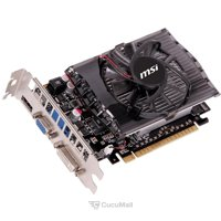 Graphics card MSI N730-4GD3
