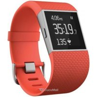 Photo Fitbit Surge Large (Tangerine)
