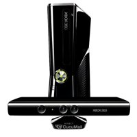 Photo Microsoft Xbox 360 4Gb + Kinect