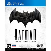 Games for consoles and PC Batman The Telltale Series (PS4)