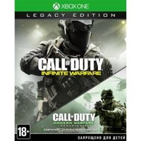 Games for consoles and PC Call of Duty Infinite Warfare Legacy Edition (Xbox One)