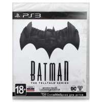 Games for consoles and PC Batman The Telltale Series (PS3)